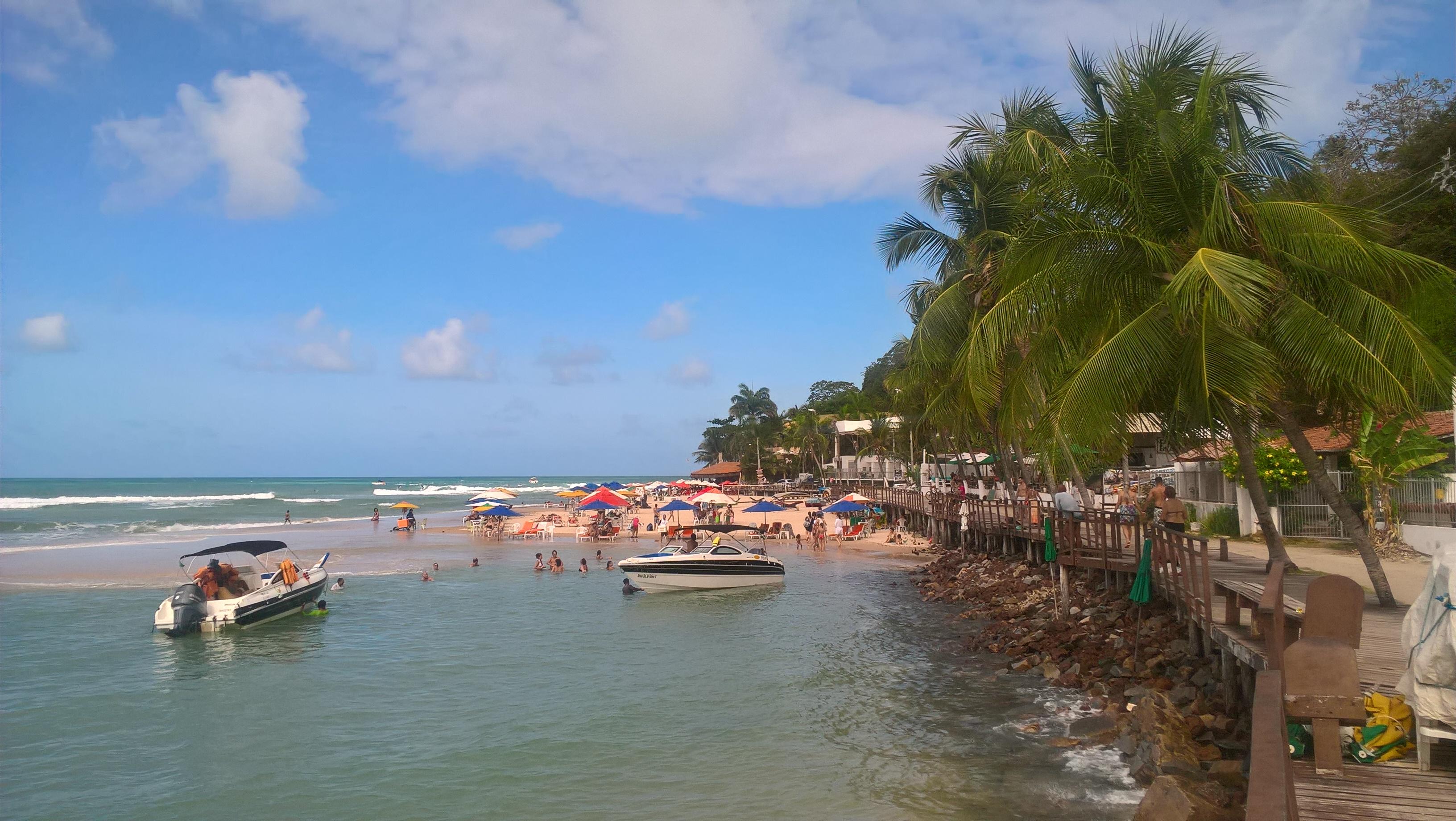 Beach of Pipa